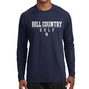 Knights Golf Performance Long Sleeve