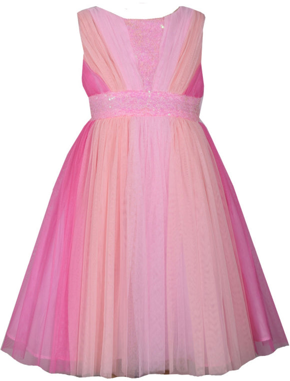 Pretty In Pink Princess Dress