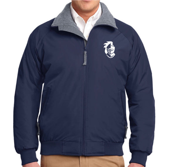 Coach and Players Embroidered Challenger Jacket