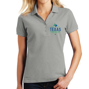 Short Sleeve Polo, Ladies Eddie Bauer, TRAPS Embroidered Logo (XS-4XL)