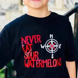 Never Eat Sour Watermelons