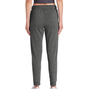Joggers, Ladies Fleece (blank)