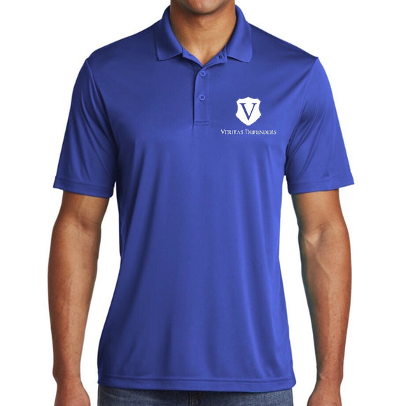 Veritas Defender Competitor Polo Embroidered