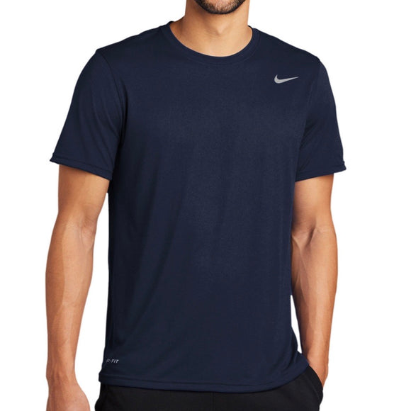 Nike Legend Performance Tee (add logo)