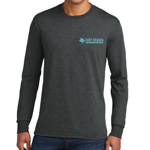 Long Sleeve Lightweight, TRAPS East Region Logo (XS-4XL)