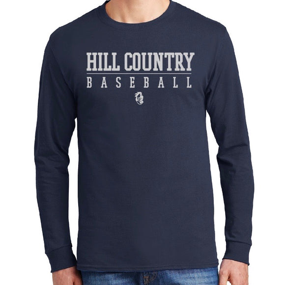 Knights Team Shirts, Baseball Long Sleeve T-shirt