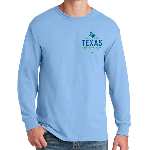 Long Sleeve Wicking Tee, TRAPS Logo (XS-3XL)