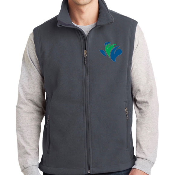 Vest, Fleece, TRAPS Embroidered Logo (XS-6XL)
