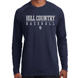 Knights Baseball Performance Long Sleeve