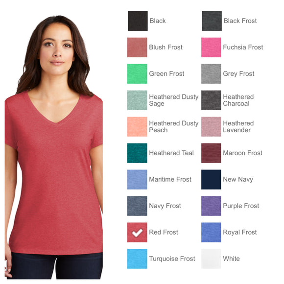 District ® Women's Perfect Tri ® V-Neck Tee