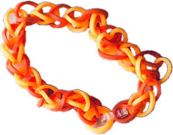 Rubber Band Kids Bracelet