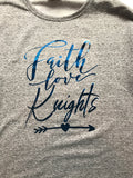 Faith Love Knights (Limited Sizes)