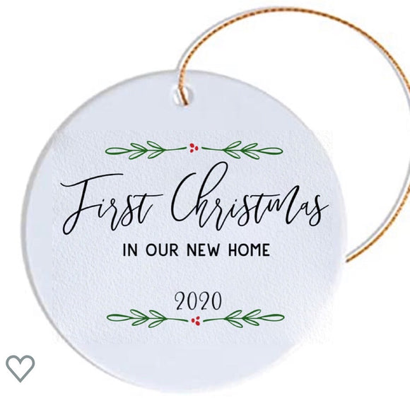 Ornament, New House