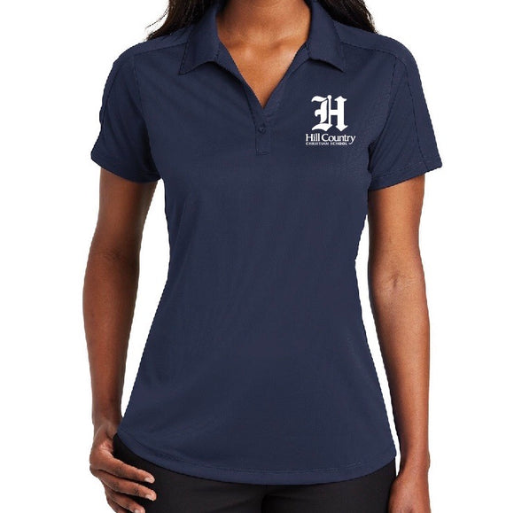 Knights Port Authority Ladies Diamond Jaquard Polo