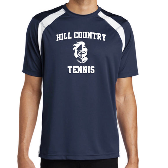 Knights Middle School Tennis Performance Top