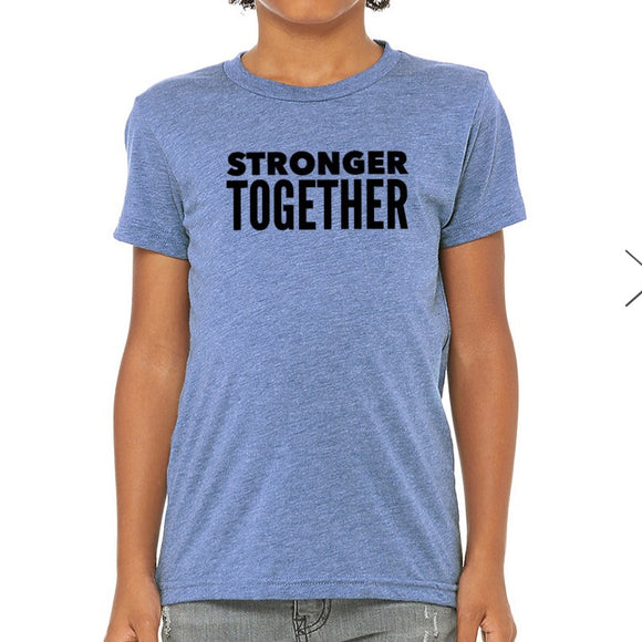 Stronger Together Youth T-shirt