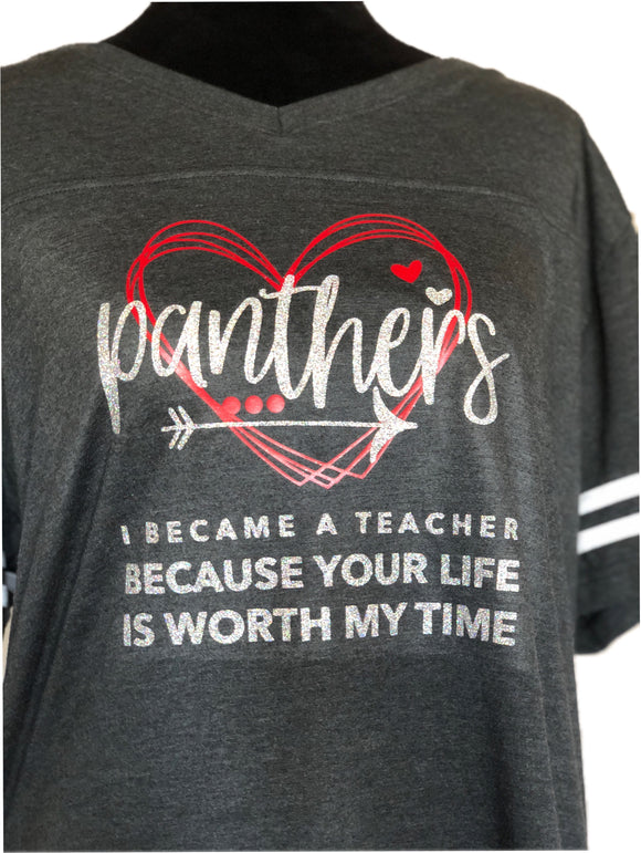 Ladies, Teacher Life Panthers