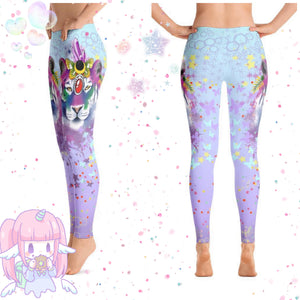 Lion Leggings