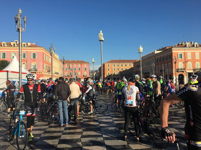 Cycling sportives in the Côte d'Azur