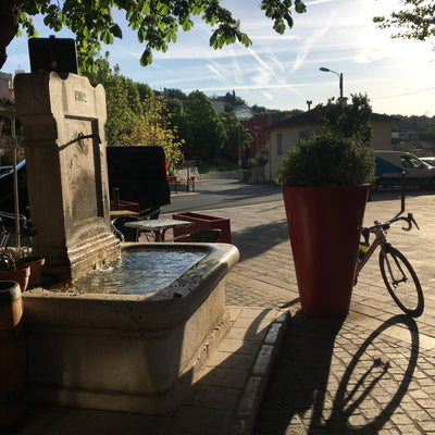 FunSummerCycling under the sun – BUT it is hot?
