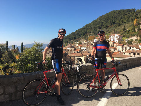 Menton Cycling - Ride the Col de la Madone