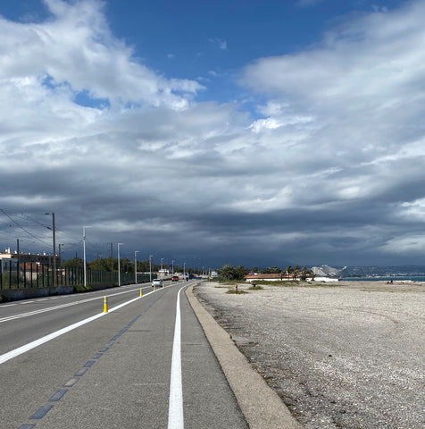 Villeneuve-Loubet-Cycling-Lane