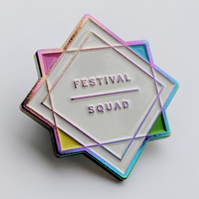 Load image into Gallery viewer, Festival Squad Pin