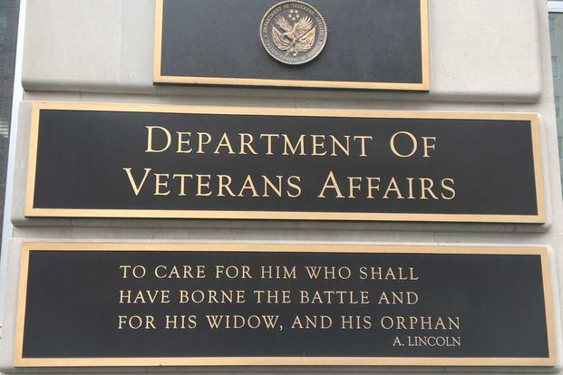 Picture of the Department of Veteran Affairs Motto