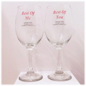 Best Of Wine Glass Set