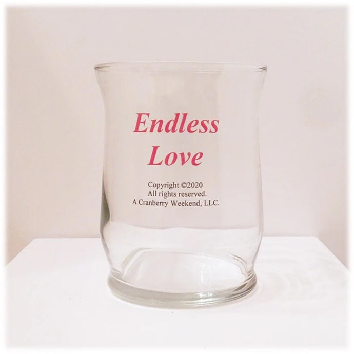 Endless Love Candle Holder