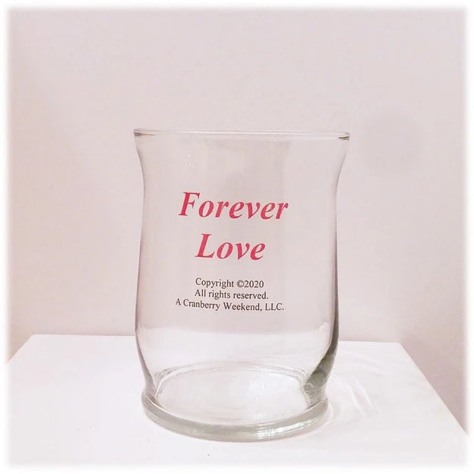 Forever Love Candle Holder