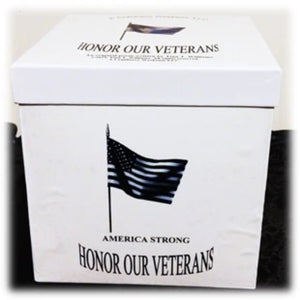 Honor Our Veterans Box