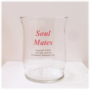Soul Mates Candle Holder