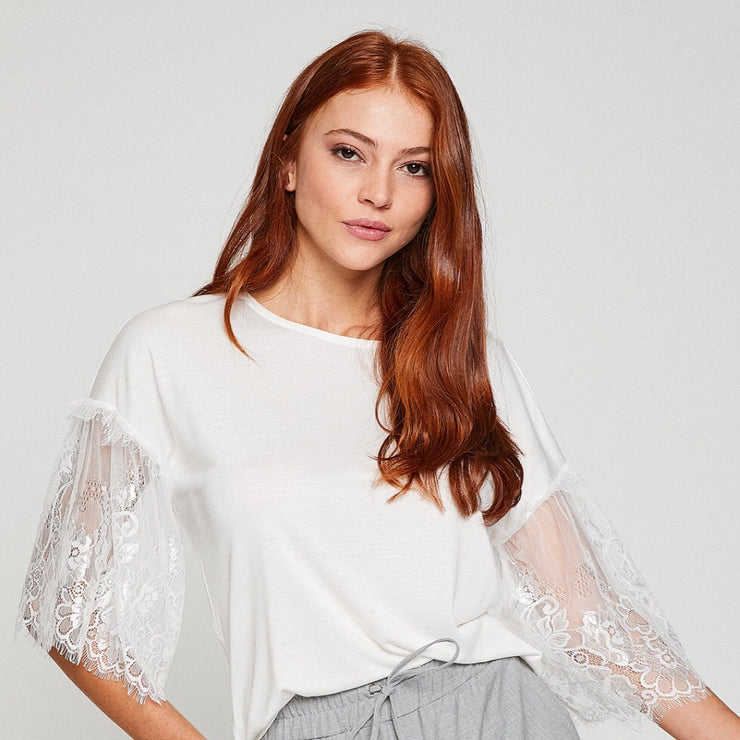 """LOVE LACE"" Top"
