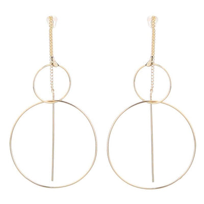 """ROUND"" Earrings"