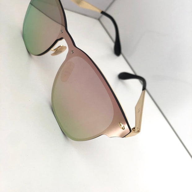 """SINGAPUR"" Rose Sunglasses"