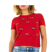"""ABEILLE"" Red Top"
