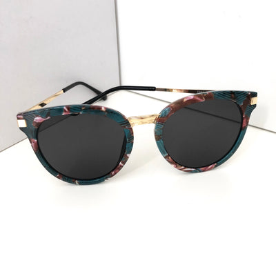 """SOFIA"" Color Sunglasses"
