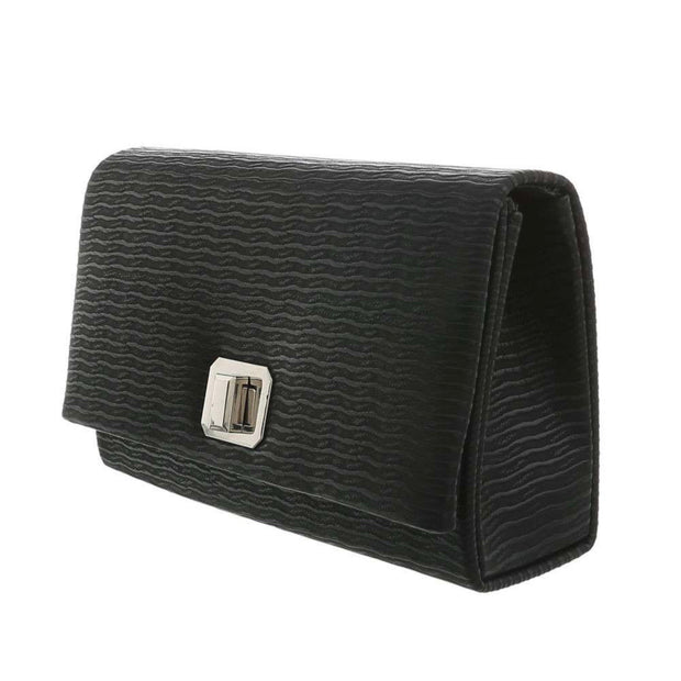 """LITTLE EXTRA"" Black Clutch"