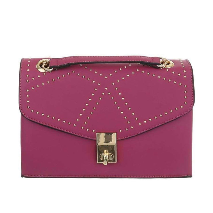 """CELIA"" Fuchsia Bag"