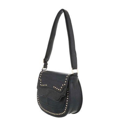 """MARY MANY"" Black Bag"