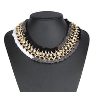 """KIRA"" Statement Necklace"