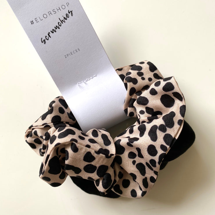 """LEO-FEVER"" Scrunchies"