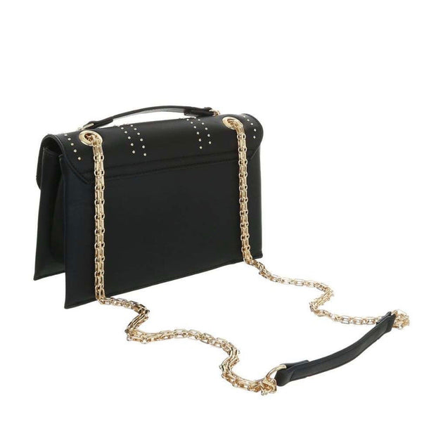 """CELIA"" Black Bag"