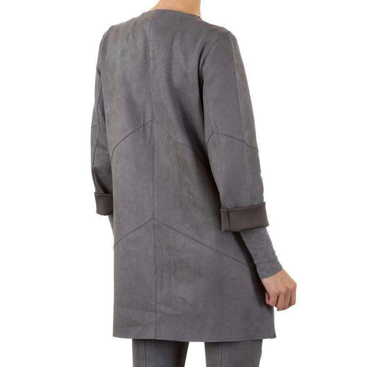 """SAY GREY"" Coat"