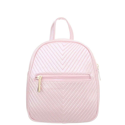 """SIMPLE"" Mini Backpack Rose"