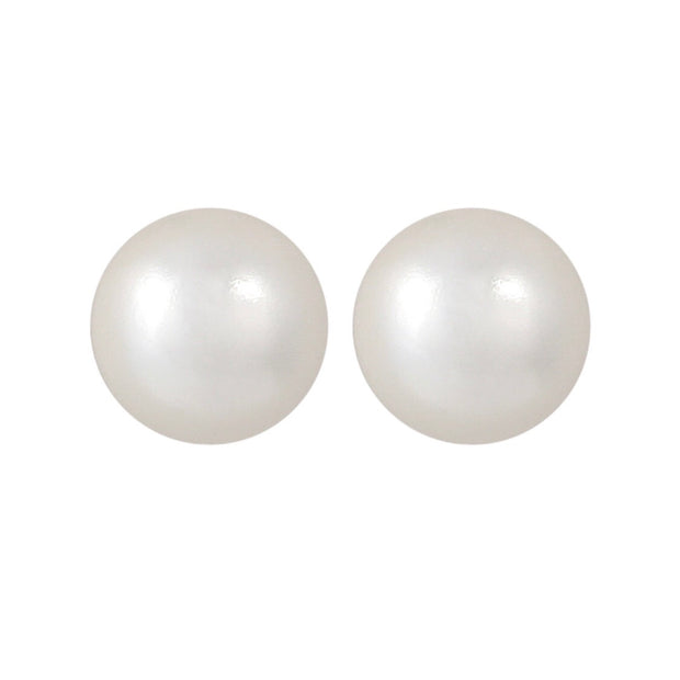 """PEARLY"" Earstuds White"