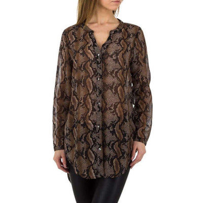 """LIKE SNAKE"" Blouse"