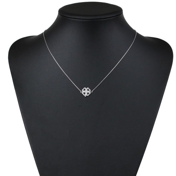 """CLOVERLEAF"" Necklace"