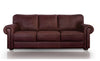 DFG02506 - Available as Sofa, Loveseat and Chair - 100% Leather
